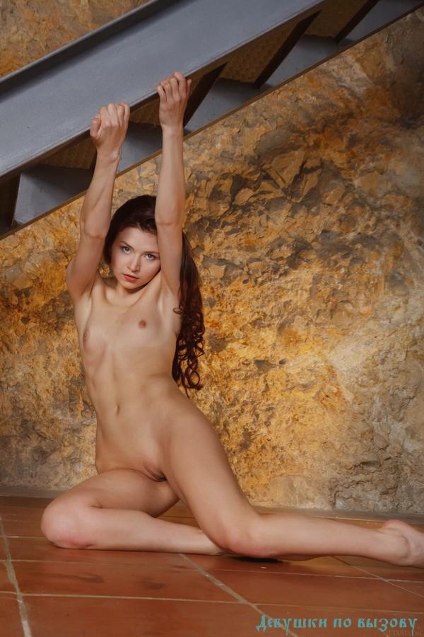 Соня: спортивный массаж